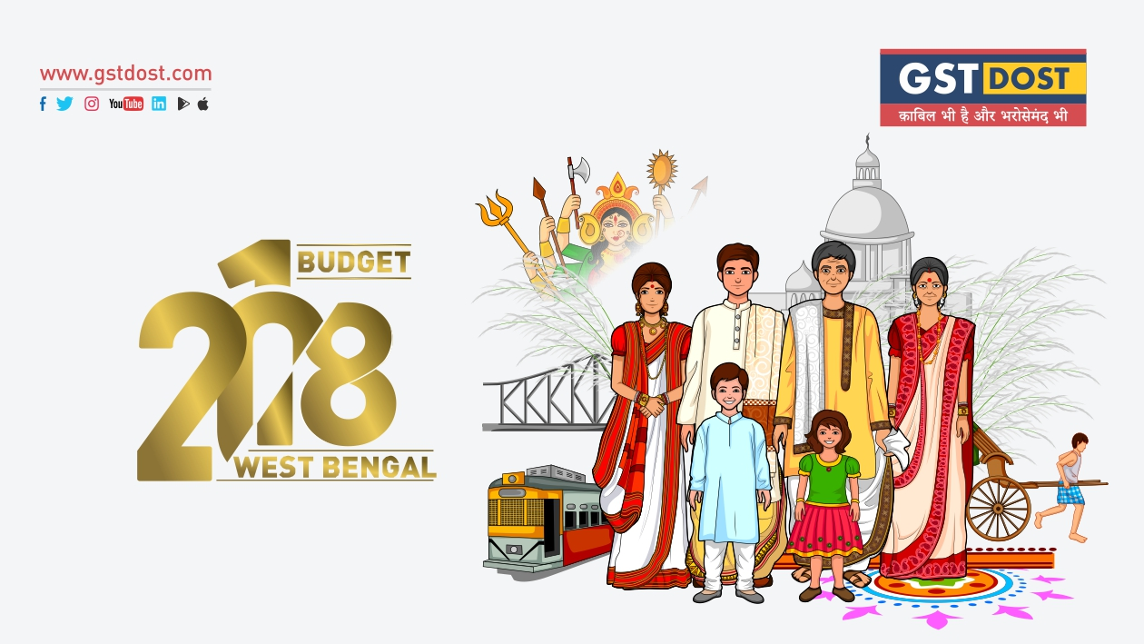 West Bengal State Budget 2018