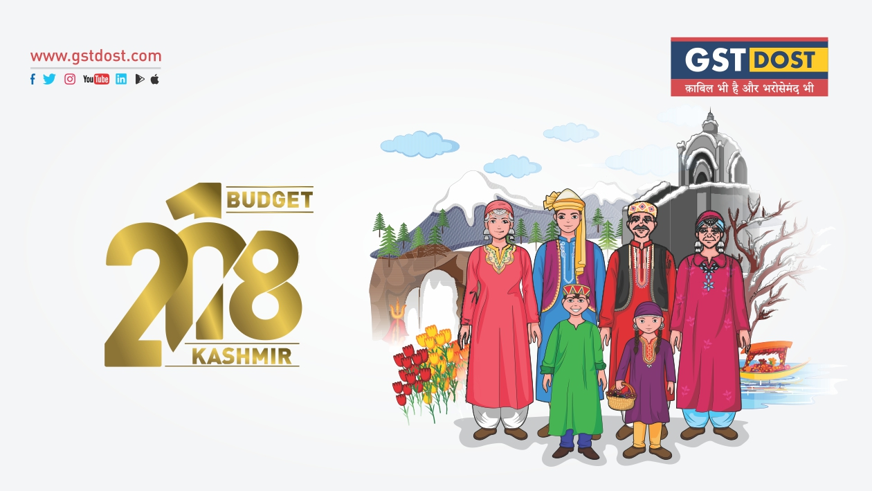 Jammu and Kashmir State Budget 2018