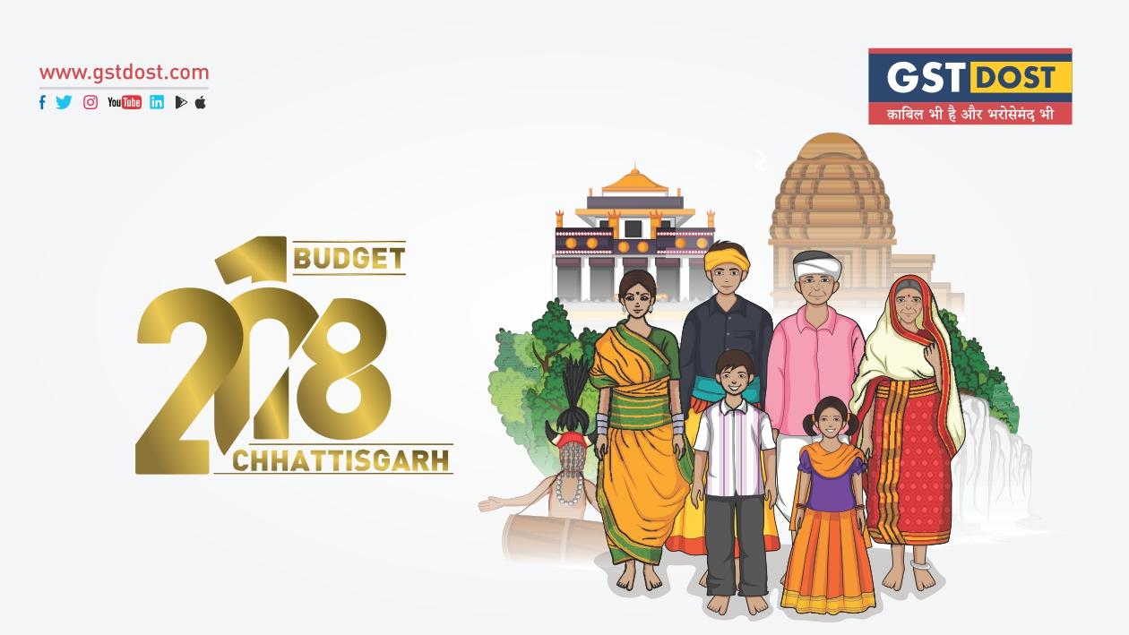 Chhattisgarsh State Budget 2018